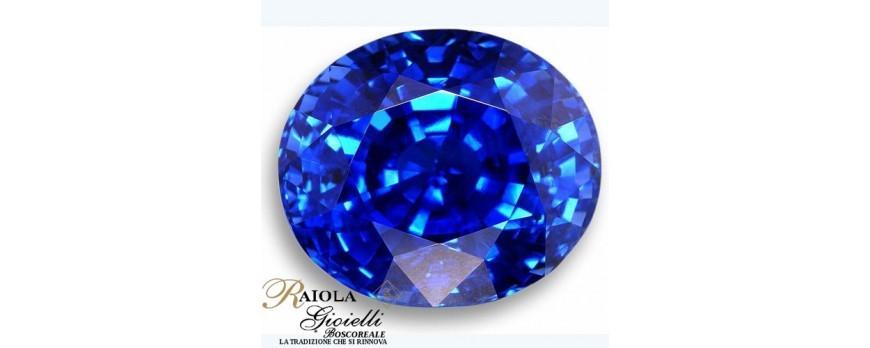 Anello pietra blu significato