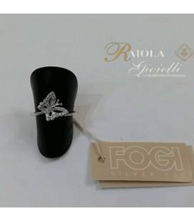 """Anello """"FOGI - Silver 925"""" BAA25/1/1C/14"""