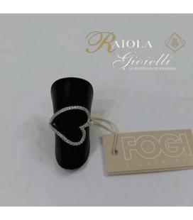 """Anello """"FOGI - Silver 925"""" BAA4/1/1C/12"""