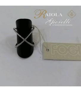 """Anello """"FOGI - Silver 925"""" BAA13/1/1C/12"""