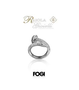 """Anello """"FOGI - Silver 925"""" BAA29/1/1C/12"""