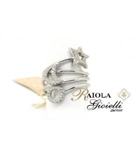 """Anello """"FOGI - Silver 925""""  BAA3/1/1C/14"""