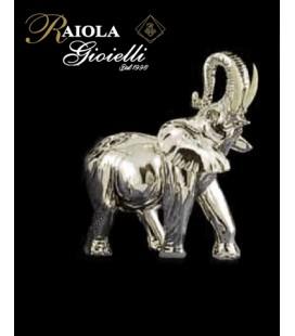 "Elefante Argento ""Valori"" NOB0104"