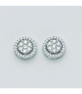 Orecchini Miluna Diamanti ERD1385