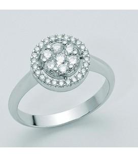 Anello Diamante Miluna  LID2292