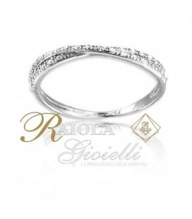 """Anello """"FOGI - Silver 925"""" BAA6/1/1C/14"""