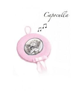 Medaglione rosa CA-5612-R