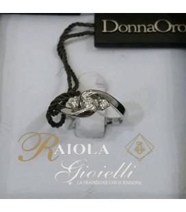 """Anello Diamanti """"Donna Oro"""" DKT0049.16"""