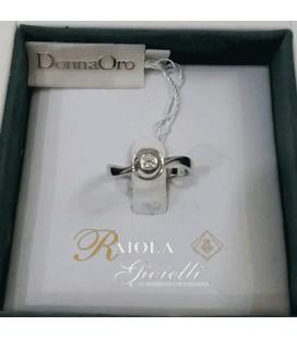 """Anello Diamanti """"Donna Oro"""" DKS0242"""
