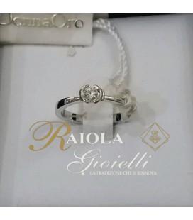 """Anello Diamanti """"Donna Oro"""" DKS0243"""