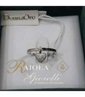 """Anello Diamanti """"Donna Oro"""" DRA282"""