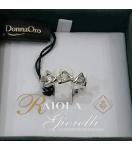 """Anello Diamanti """"Donna Oro"""" TT2341.30"""