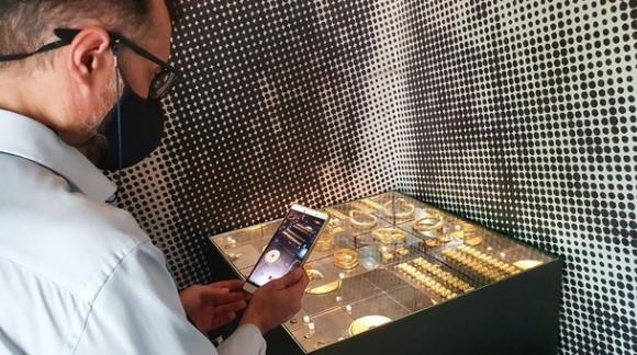 Pompei, mostra «Venustas» i «gioielli in fuga» i più fotografati dai turisti