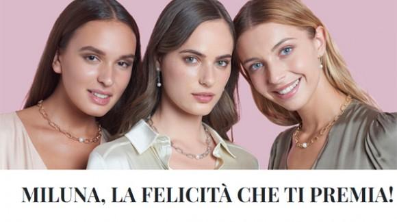 Collezione Miss Italia 2020 - Concorso Miluna