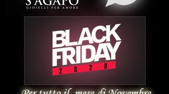 Black Friday 2020 Sconto 50% tutto il mese di Novembre
