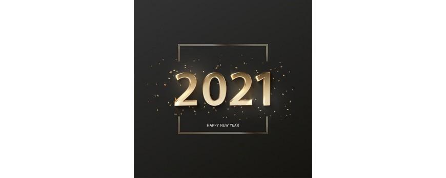 Il nostro Augurio per un 2021 ricco di Sogni da realizzare