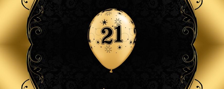21 anni Insieme!