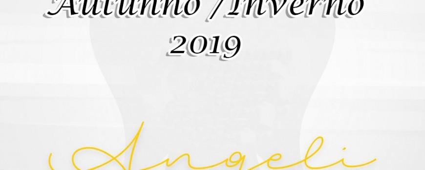 Collezione Angeli Roberto Giannotti Autunno / Inverno 2019