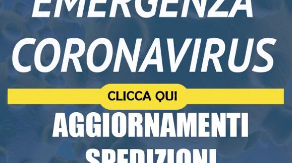 Emergenza Coronavirus - AGGIORNAMENTI