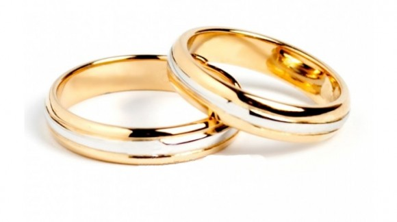 25° Anno di Matrimonio come trasformare le fedi